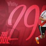 ¡GOOOOOL de River Plate! Teo aumenta el marcador frente a Cruzeiro (0-3) http://t.co/4xDYnz9kyf http://t.co/RyH2JkpBsY