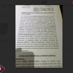 Denuncia presentada por el Abogado Sidney Sittón ante CSJ en contra Benicio Robinson y José Luis Varela http://t.co/2RmV7mk2PK