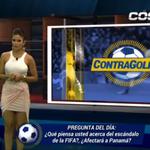 ¿Qué dice la gente? ¿El escándalo de la FIFA afectará a Panamá? #Contragolpe http://t.co/4aScoN0wZ8