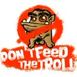 """@lasanmiguel @johnnycampo @ethyell @lucas460 @Nedor1977 Otro consejo: """"dont feed the troll"""" (no alimentes al troll) http://t.co/os4iRL4Yt2"""