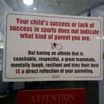 Would love to see this sign in every rink, gym and field in #Vancouver @LG1043 http://t.co/XrqVUGfN2i