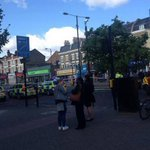 Breaking: Female cyclist fighting for life after collision with lorry in south London http://t.co/ywPQGKAwNu http://t.co/In10PWOz9v