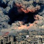 Sekali lagi Gaza dibedil. Ya Allah, Kau selamatkanlah saudara Islam kami di sana. Kau hancurkanlah kafir laknatullah. http://t.co/X36qXV2NNO