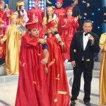 El nuevo capitán de meseros @brandon_meza #Celebraduación2015 #Acábatelo http://t.co/pDTP8WqiR7