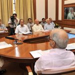 PM Shri @narendramodis interaction through PRAGATI:http://t.co/MhC63tCEoO http://t.co/GBudFWfXlc