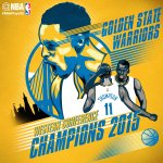 The @warriors are Western Conference champs and advance to the NBA Finals! http://t.co/vczrQAI7Yf