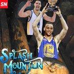Splash Bros celebrating Western Conference title! http://t.co/Sr7XFR24X4