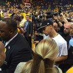 Steph Curry goes for 26 Pts, 8 Reb, 6 Ast and leads the Warriors back to the NBA Finals. http://t.co/54QUmAbaZ4