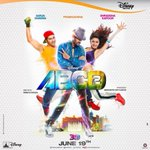 Exclusive  2 Nd poster of #ABCD2 @ShraddhaKapoor @PDdancing #HappyHour http://t.co/GlQsxz6HFt