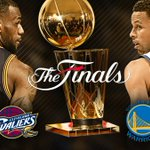 James vs Curry (in games both played) James: 32.6 PPG, 55% FG (5 wins) Curry 20.3 PPG, 51% FG (2 wins) http://t.co/RJtwMHUSgv