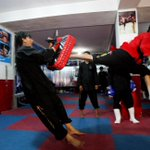 Kung fu inspires youngsters to set positive goal, promotes unity in war-torn Afghanistan http://t.co/Fv8aoiPGta http://t.co/T3FFy3aW79