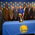 Warriors last NBA Championship was 1975... Steph Curry was not born until 1988. http://t.co/TrPwAMUmDB