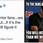 Steph Curry tweet from 2009. Remind you of anyone? http://t.co/jSkfv2s7WP
