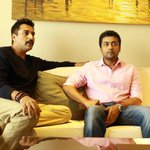 RT @Mollywood_movie: #surya and #rahman at #Kochi for the promotion of #Lavender movie #Masss http://t.co/GtZAPR3XIA