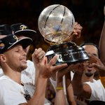 Steph Curry is 1st in NBA history w/ 25 points, 5 rebounds, 5 assists & 5 steals in conference finals-clinching game. http://t.co/nz0qBuFZcm