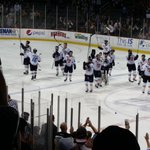 The Huntington Center was packed tonight! What a game. What a series. What a season. @ToledoWalleye http://t.co/hC59JNng7z