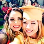 Bienvenida!!! @gabyramiirezz te amoooouuu! 💜 #Celebraduacion2015 http://t.co/zyboiy07KW