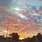 Did anybody else notice the beautiful sunset in Port Elizabeth last night? http://t.co/lM2hMW01uo