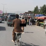 This nude man hit Kabul roads today to allegedly protest against unemployment and lack of justice: @WaisBarakzai http://t.co/Fkqd4pd2rr