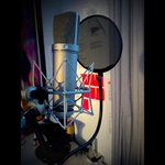 The Mic is always on... #MiNuevoVicio #NewMusic http://t.co/aKSQ6CHQAX