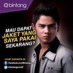 Mw jaket eksklusif dr aq?Ikutan aj #GayaBintang di @bintangcomid, carany lihat disini http://t.co/XpqgkKz97z + poster http://t.co/4G3A1YfOtB