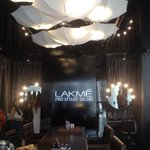 Yet another eventfully at at the #LakmeProStylistStudio #Mumbai! Drop by for some fun & makeup. http://t.co/WuR1IcV1uw