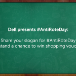 #Contest Pledge to move away from humdrum learning methods! Take a stand against rote learning #AntiRoteDay. RT now! http://t.co/CayAhCqNt1