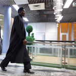 Buhari is back, walking tall like a real Commander in Chief & ready to hit the ground running #ChangeIsHere http://t.co/e3J7YPPmph