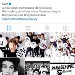 """@somosCD9: """"😁 ¡Tenemos verificado nuestro instagram! 😁 http://t.co/IeGaiw6rCE http://t.co/eibx9EAz6z"""" #1 in #Peru http://t.co/k4Ymrvtlfa"""