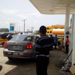 Still feeling defrauded, just bought fuel at #140 in Portharcourt now. So saddened! @NigeriaInfoPH thats the pics http://t.co/ExuVZOmoMq