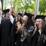 Join us in congratulating our graduates, their families, and those that supported them along the way! #Harvard15 ???? ???? http://t.co/II3z5h4ku0