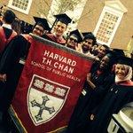 The 519 graduates of the Harvard Chan School are ready! #HarvardChan15 #Harvard15 http://t.co/E7Qyh0bQu7
