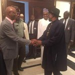 Buhari tours Aso Rock with Jonathan | TheCable http://t.co/LGNh273IVx Photo credit: @DOlusegun http://t.co/pCpwynbj0S