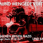 Nazis wolln heute in #Dortmund Mengede gegen Geflüchtete hetzen. Für konsequenten Antifaschismus! #Antifa #nonazisdo http://t.co/e4FFqlV3Ud