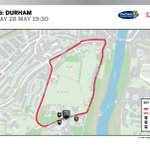 RT @TourSeries: Here is tonights Durham circuit, the sixth time weve raced on it @OrdnanceSurvey  #tourseries http://t.co/OfaHvi07aQ