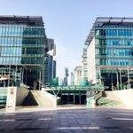 @CityUniLondon #CassDubai #EMBA #Graduation Day where photos will take place at the Spanish Steps @DIFC #Dubai #MENA http://t.co/OChK25s8ej