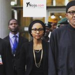 #OnTheSite #SpotTheTrend The Gorgeous Zahra Buhari spotted as she returns for her fathers… http://t.co/tl6E9hqxRG http://t.co/Ai3a10Er6A
