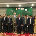 PHOTOS. #Cambodia #agriculture extension policy launched. https://t.co/finhtExjWU @USEmbassyBurma @FeedtheFuture http://t.co/Baq1YUB1Gw