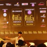 .@shahidkapoor at @IIFA press con #Mumbai .... http://t.co/Y2AM2m1LAY