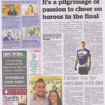 Our Emma (@Sparksy3) gave her comments on this weekends @BathRugby Twickenham game from @BathChron http://t.co/tqgSpoM3Ki