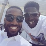 Happy birthday à mon frero @LacazetteAlex 🎁🎂🎉🍰🎊 #Muchacho 😂 http://t.co/j5Iwp9vMx2