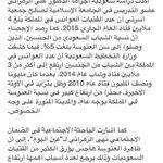 ارتفاع عدد العوانس في #السعودية إلى4 ملايين فتاة؛نتيجة غلاء المهور وتكاليف الزواج.(عين اليوم) #ثلث_السعوديات_عوانس - http://t.co/RXgTyrvnuE