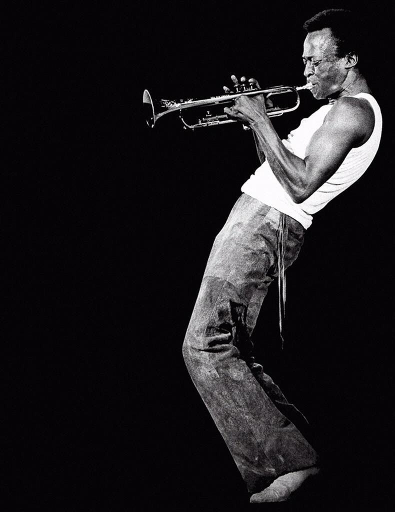 Miles Davis http://t.co/V7YCviQT1U