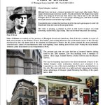@RomanBathsBath Maj Charles Davis architect @FlanOBriens RIBA/CAMRA pub trail find out more at http://t.co/q0XXyUO0OT http://t.co/YhE9jdrc4A