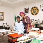 Thank you for eight years of exemplary leadership. Lagos States best governor ever. #ThankYouBRF @tundefashola http://t.co/k6DlOeP2u4