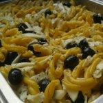 Le INSALATE & PASTE FREDDE di oggi: - Trofie alluovo con mozzarella e olive nere #Sugo #Padova #SugoPadova http://t.co/vtwrFNtCpM