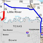 Highway 41 in South AR is under water. See map for 30 mile detour #ARnews #ARwx #ARtraffic http://t.co/RtXSg698U7
