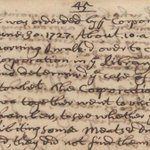 """Commencement 1722: """"pies of any kind"""" banned to address """"immoralities & disorders."""" #Harvard15 http://t.co/JTn873KLJ9 http://t.co/CHKKzY2rF1"""