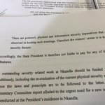 As expected the minister of police who works for President Zuma has determined that He does not owe us a cent. http://t.co/zBqTWIcCey