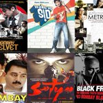 Check out the Hindi films which showed us the best of Mumbai.  Read on: http://t.co/6Um9742mJz